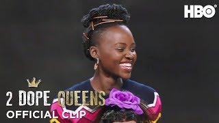 Download Lupita, Talk to Us About Jordan Peele | 2 Dope Queens | Season 2 Video