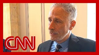 Jon Stewart explains why he's frustrated with Congress