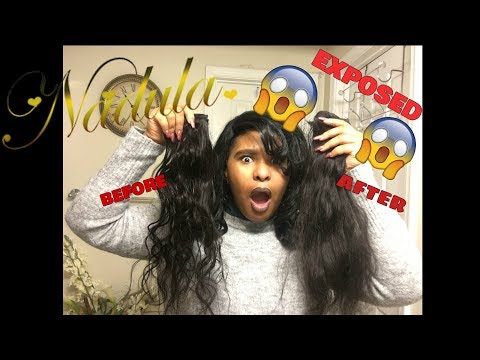 The TRUTH about Nadula Hair|| How to Revive Brazilian Body Wave Hair
