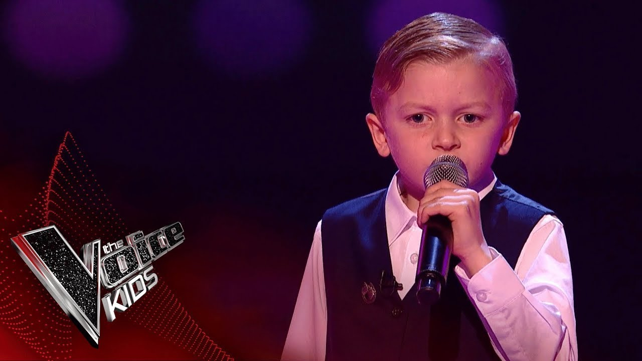 Shaney-Lee Performs 'Take Me Home Country Roads': Blinds 1   The Voice Kids UK 2018
