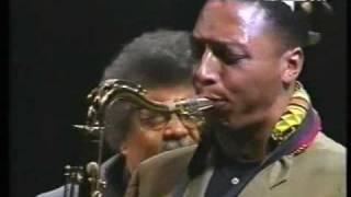 J.J. Johnson Quintet - Blue Bossa - U. Jazz 1993