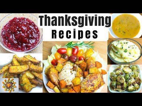 Thanksgiving Recipes | Thanksgiving Recipes Easy | Thanksgiving Recipe Ideas