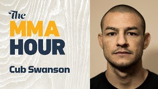 Cub Swanson Frustrated with UFC After Being Passed Over for Title Shot Against Max Holloway