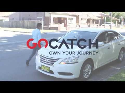 GoCatch Rideshare Driver: Training Video