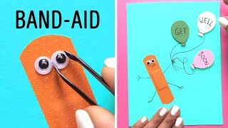 Download 8 CUTE DIY CRAFTS THAT WILL MAKE YOUR FRIENDS SMILE Video