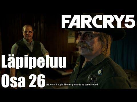 Far Cry 5 | Läpipeluu | Osa 26 | Vankilan Puolustaminen Ja Peaches | Suomi/Finland/FIN