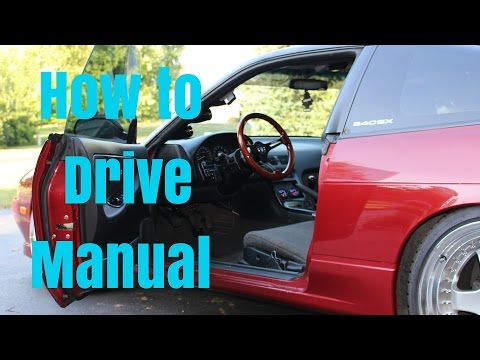 How to Drive Standard