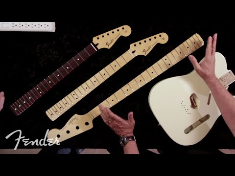 How To | Types of Wood for Guitar Necks & Bodies | Fender