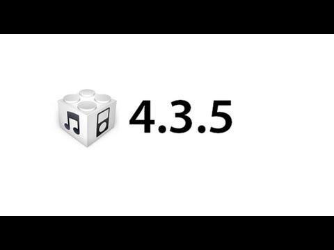 iOS 4.3.5 Software Update für iPhone,iPod Touch & iPad - Sichert eure SHSH Dateien!