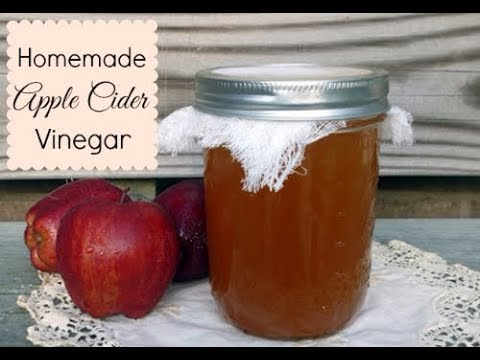 Make Your Own Apple Cider Vinegar 🍎 Simple and Inexpensive 🍎 Homemade Vinegar with the Mother