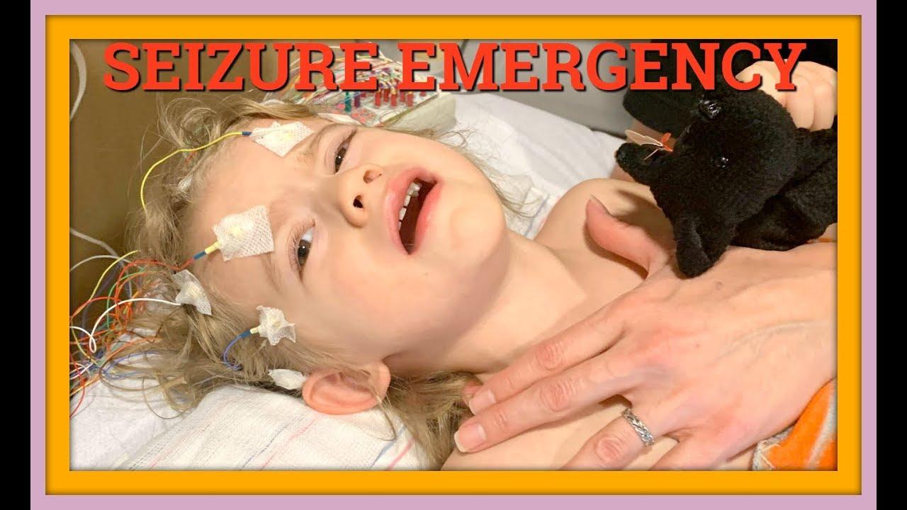 FAMILY EMERGENCY   SEIZURE   EPILEPSY