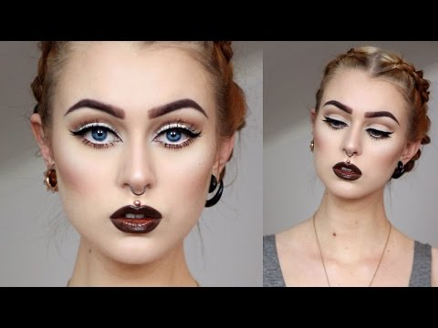 How to Achieve Big Eyes with Makeup | Evelina Forsell