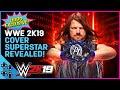 AJ STYLES REVEALED AS WWE 2K19 COVER SUPERSTAR!!! - UUDD Vlogs mp3
