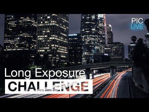 PIC LIVE - Challenge #9- Long Exposure