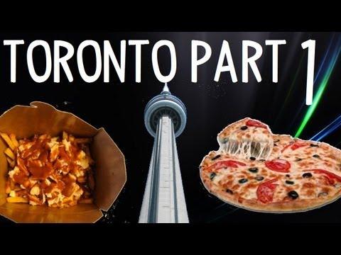 Furious World Tour - Toronto - Poutine - Part 1/3