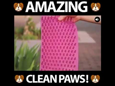 Amazing Pet Paw Cleaner