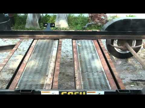 replacing trailer deck boards