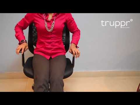 Deskercise - Exercise at your Desk #TrupprActive