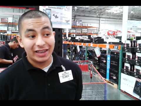 Costco Interview w/Elmer