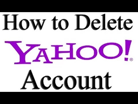 How To Delete Yahoo Account Permanently In Hindi/urdu