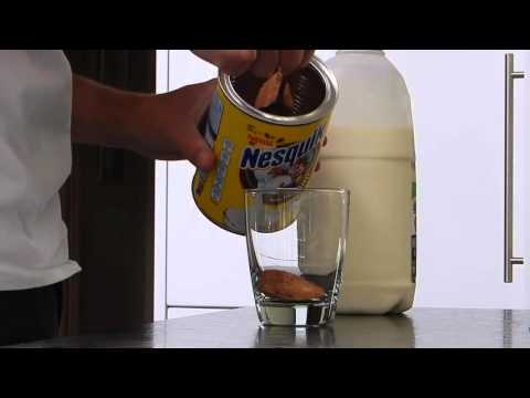 Cooking With Tom - The Perfect Nesquik