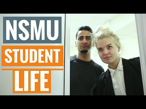 Northern State Medical University | Life of Medical Students