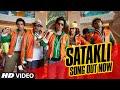 Official Satakli Video Song Happy New Year Shah Rukh Khan Su