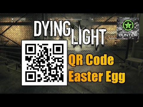 QR Code Easter Egg - Dying Light