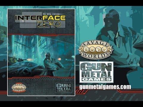Game Geeks #226 Interface Zero by Gun Metal Games