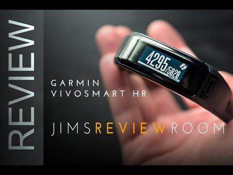 Garmin VivoSmart HR - REVIEW