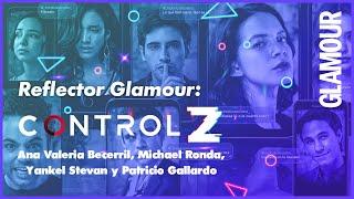 El elenco principal de 'Control Z' responde: ¿Qué es lo más arriesgado que han hecho por amor?