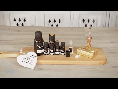 How to make a Valentine's Day Perfume using Essential Oils