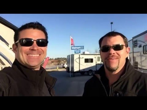 Rex and Sons Enjoy Life's Journey Tour RV Show Jacksonville NC 2016