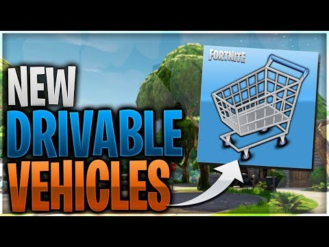 NEW SHPPING CART COMING SOON! - FORTNITE BATTLE ROYAL