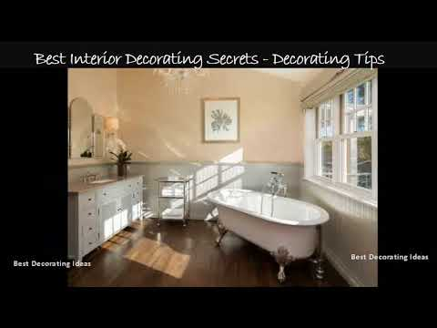 Half wall bathroom tile designs | The Best Small & Functional Modern Bathroom Design Picture