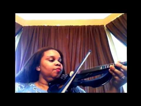 Violin Bows Without and With Rosin