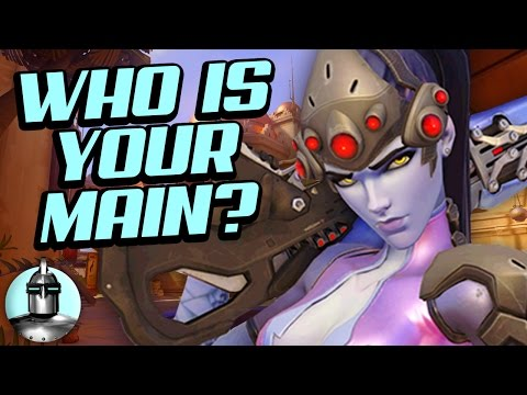 What Your Overwatch Main Says About YOU! | The Leaderboard