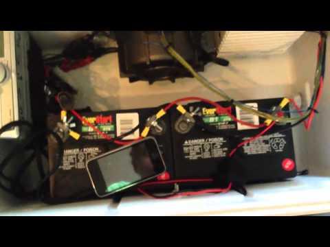 River Cooler Speaker System