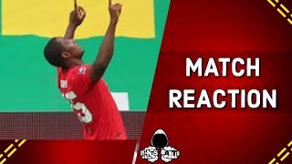 Norwich 1-2 Manchester United | Match Reaction