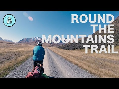 Cycling the Round the Mountains Trail - New Zealand