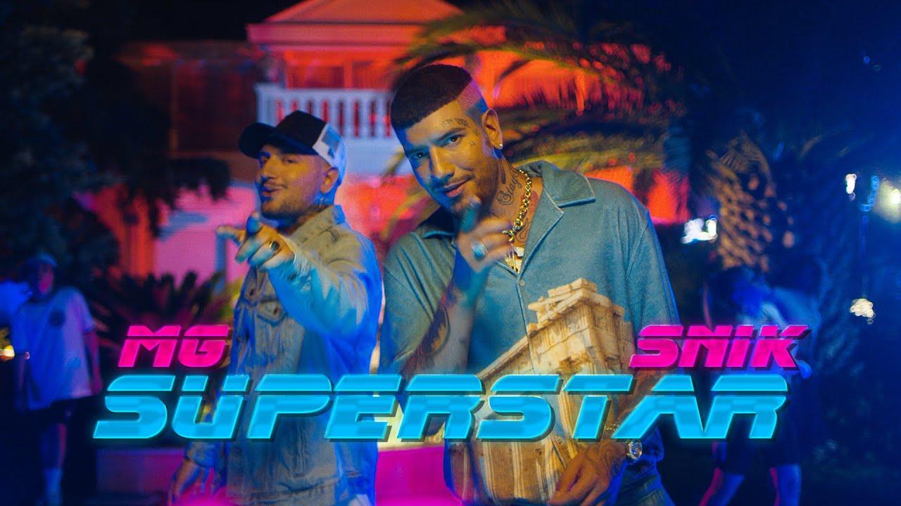 SUPERSTAR - MG, SNIK