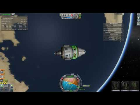 Kerbal Space Program 101: Getting to the Mun with Mechjeb