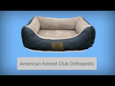 Orthopedic Dog Bed - Top 8 Best Orthopedic Dog Beds