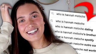 Hannah Meloche Answers The Internet's Most Searched Questions