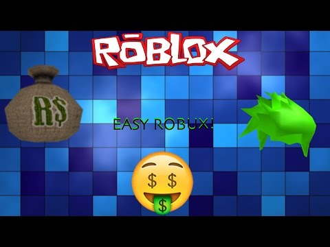 HOW TO GET ROBUX FOR FREE! NO HACK/GLITCH