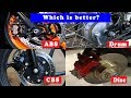 Download  Abs Or Cbs Or Disc Or Drum Brake- Which Is Better?  MP3,3GP,MP4