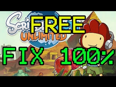 Scribblenauts Unlimited FREE Download & Install + Fix (2016)
