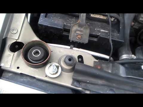 How to Replace an Idler Pulley