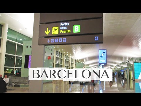 To and From Barcelona Airport - Bus, Taxi, Metro on Strike?