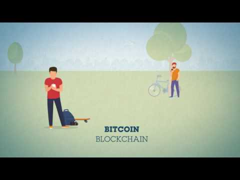 What is the difference between Bitcoin and blockchain?